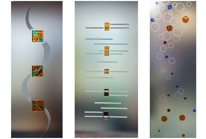 Vetreria artistica masiero vetri decorati per porte interne la cassa provincia di torino - Decorazioni porte interne ...