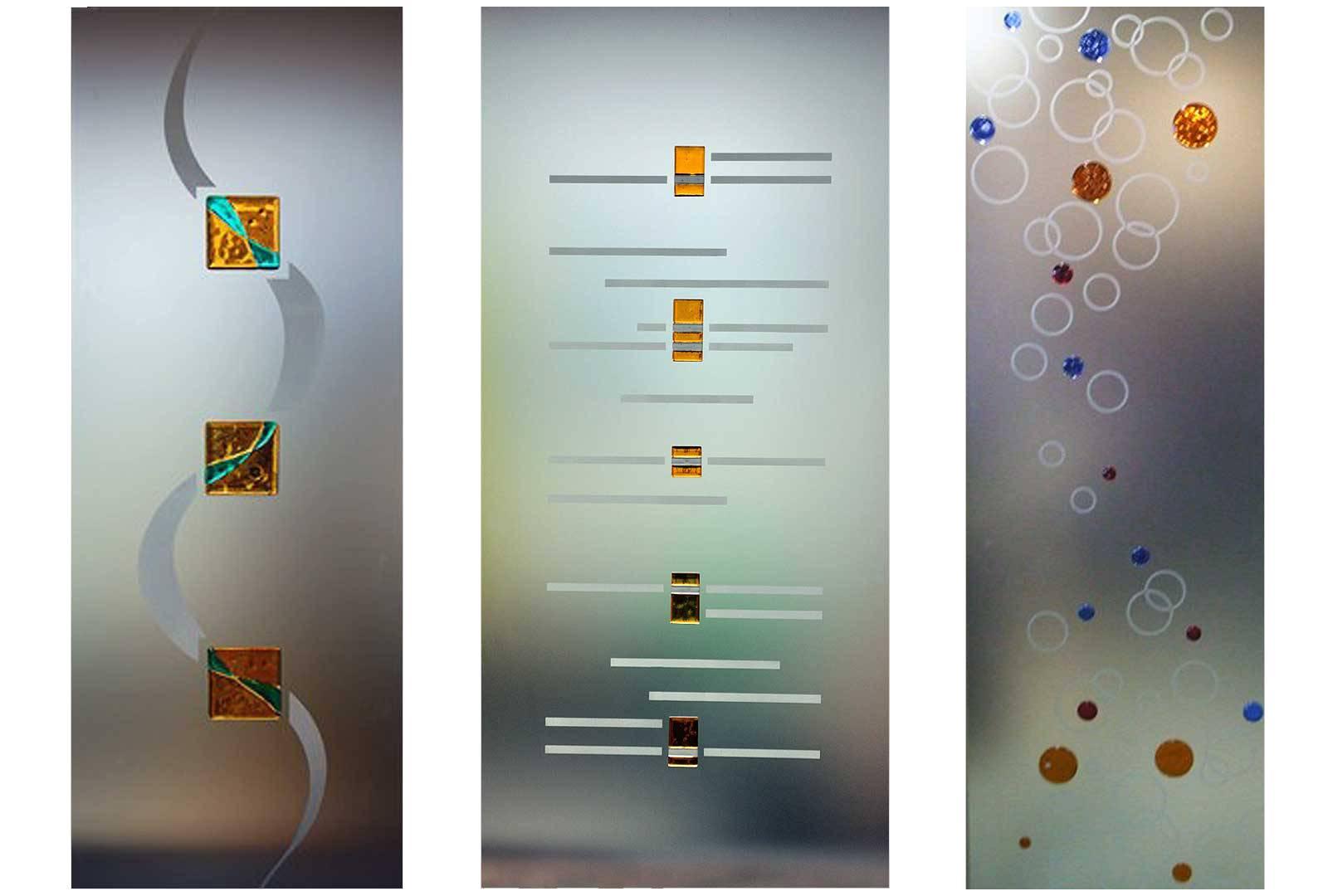 Vetreria artistica masiero vetri decorati per porte for Rinnovare porte interne