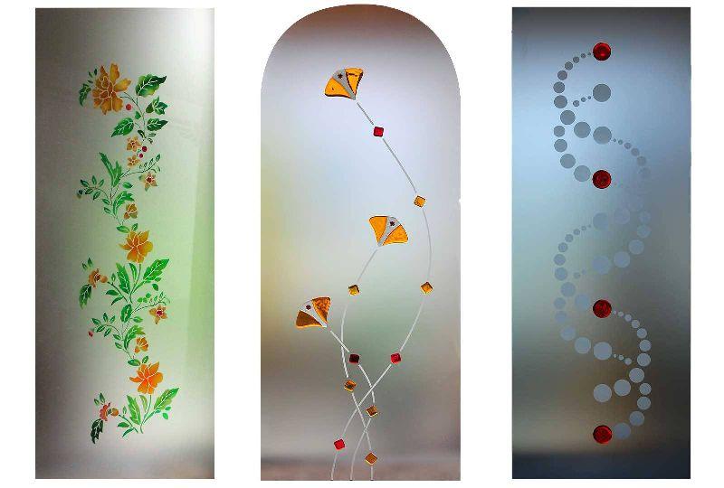 Vetreria artistica masiero vetri decorati per porte interne la cassa provincia di torino - Vetri decorati per finestre ...