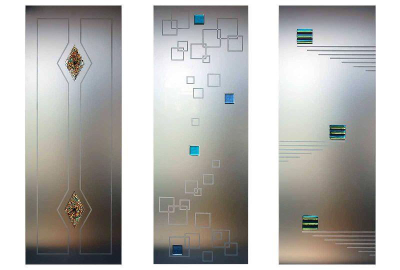 vetri artistici per porte interne - 28 images - vetri decorati per ...