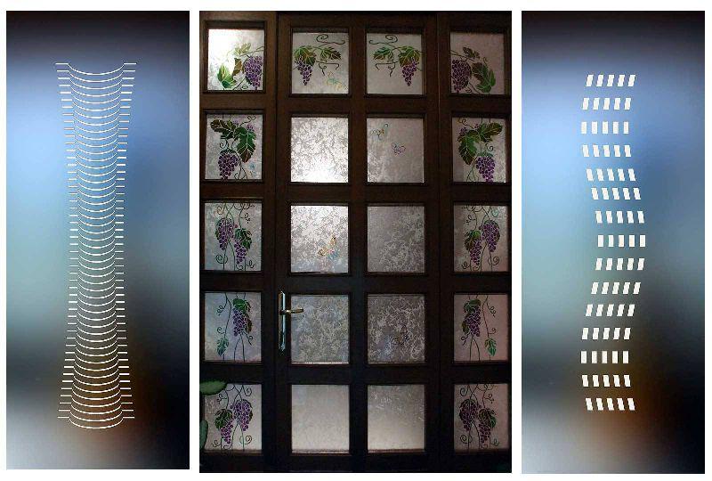 Vetreria Artistica Masiero  Vetri decorati per porte interne  La Cassa - pr...
